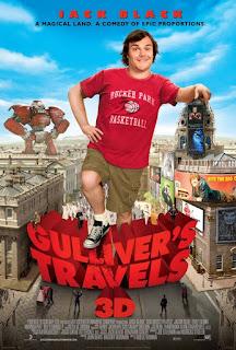 Gulliver's Travels (2010) กัลลิเวอร์ผจญภัย [พากย์ไทย+ซับไทย]