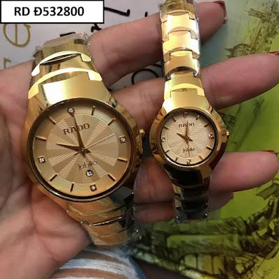 Đồng hồ cặp đôi Rado Đ532800