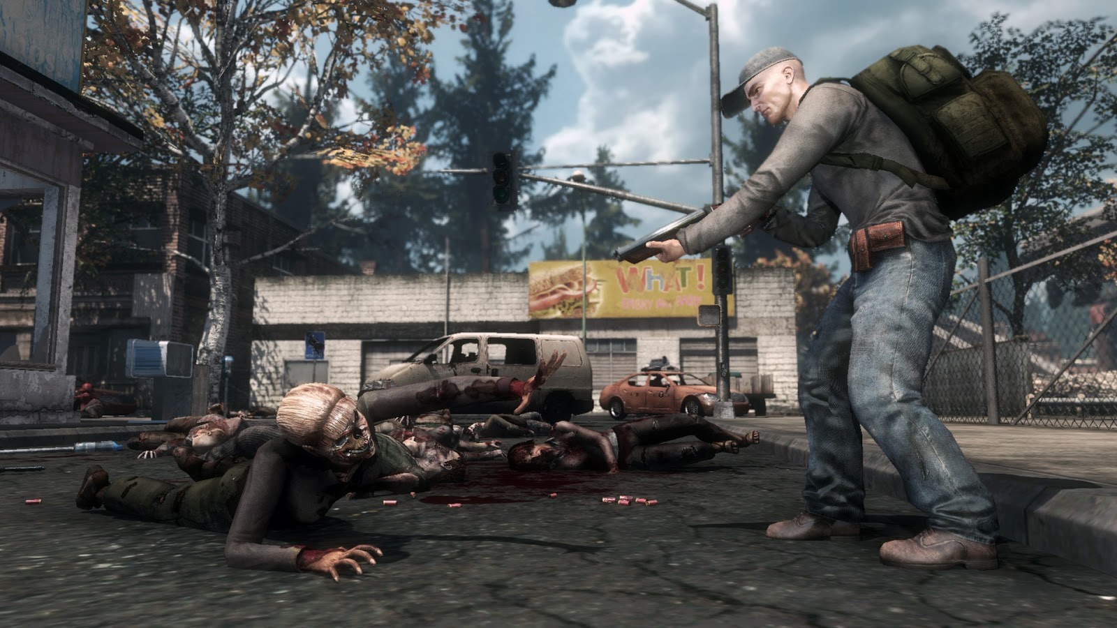 Online Zombie Games