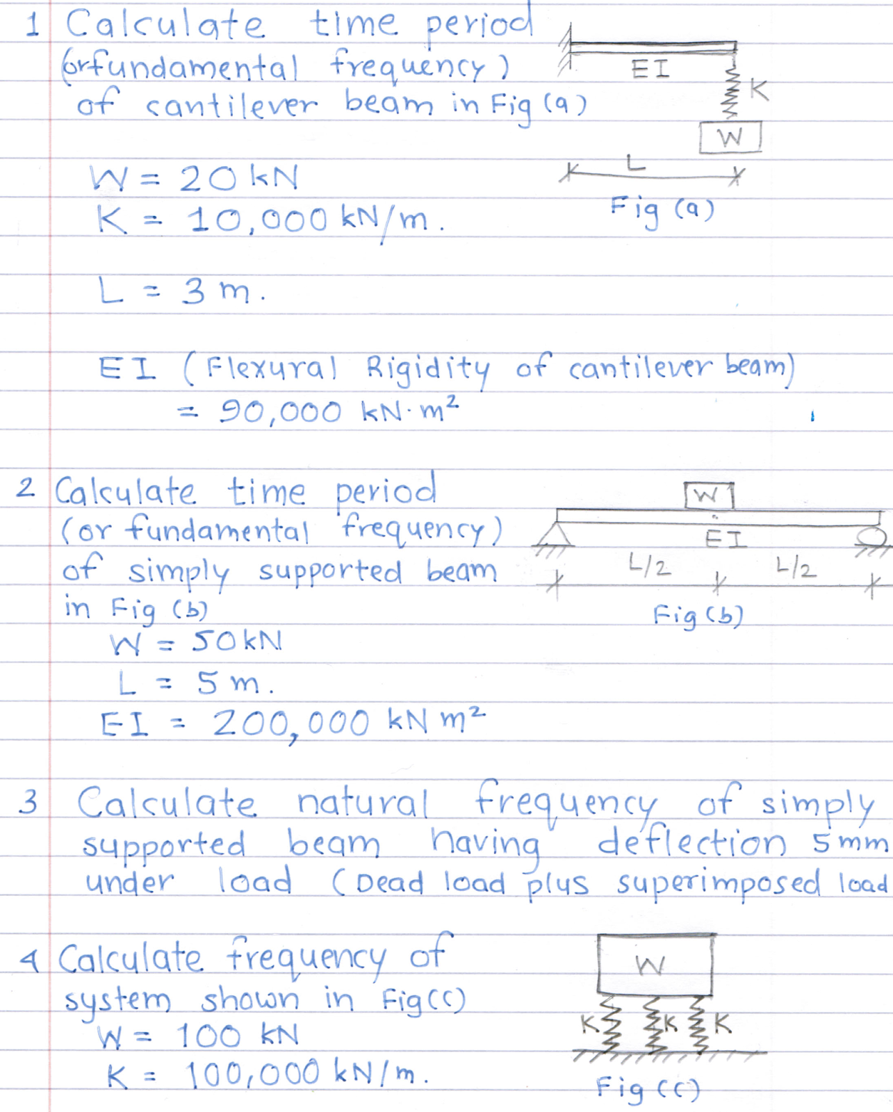 Structural Design Structural Dynamics Interview Questions Structural Engineers