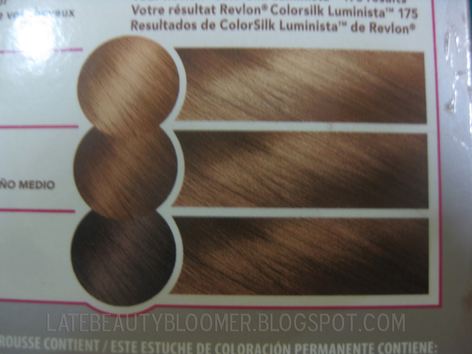 Revlon Colorsilk Luminista In Medium Blonde 175 Review