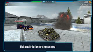 Iron Tanks Mod Apk revdl