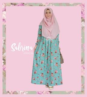 Gamis Jasmine Sabrina Dress 26