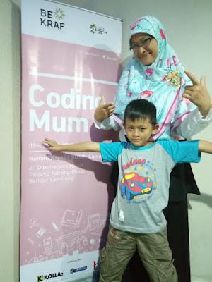coding mum lampung