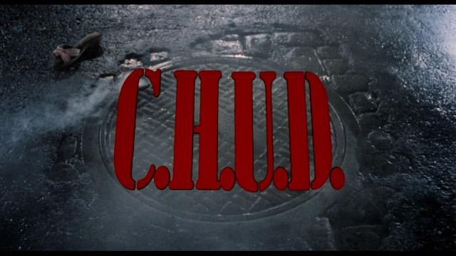 C.H.U.D. Title Card