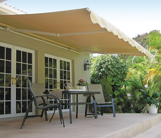 A Stylish Canopy to Suit any Home