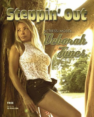 Deborah Funes - Steppin' Out