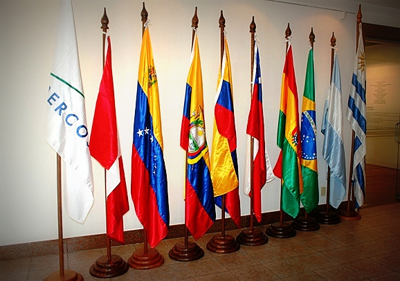 Comunicado de los países del Mercosur sobre los hechos de violencia en Venezuela
