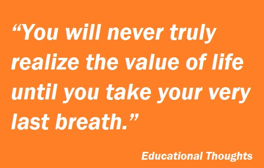 Thoughts On Education In One Line Educational Thoughts Quotes