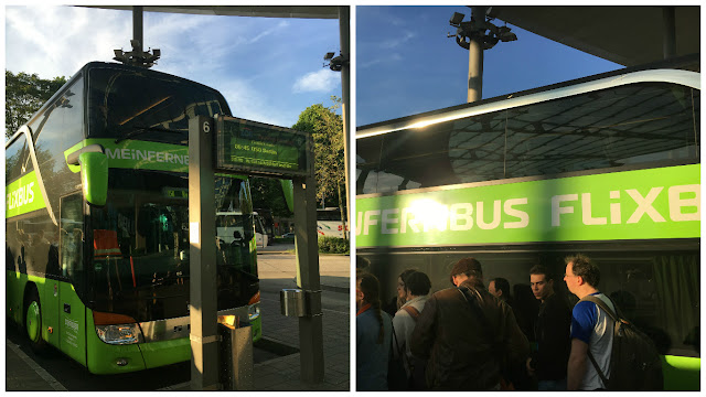 Flixbus to Berlin