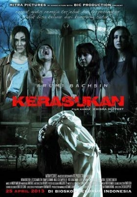 Film Kerasukan 2013