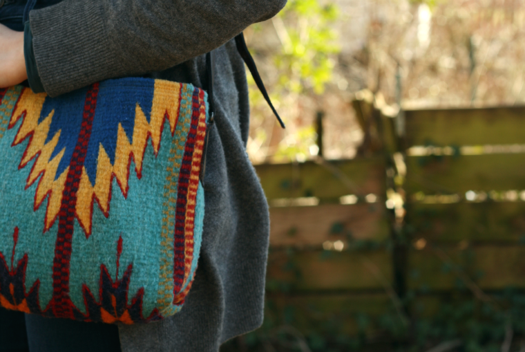 manos zapotecas purse fair trade made in mexico
