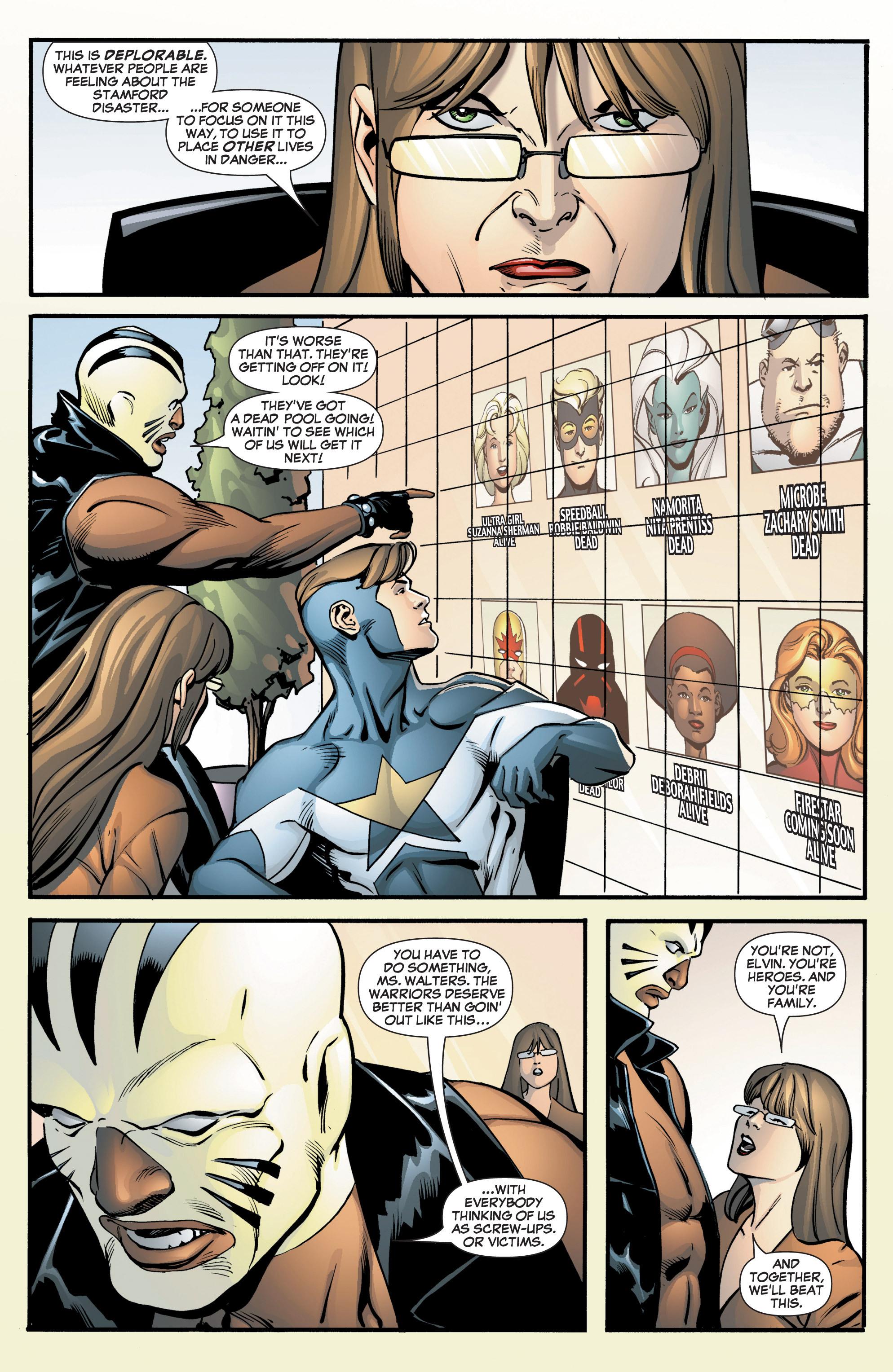 Read online She-Hulk (2005) comic -  Issue #8 - 11