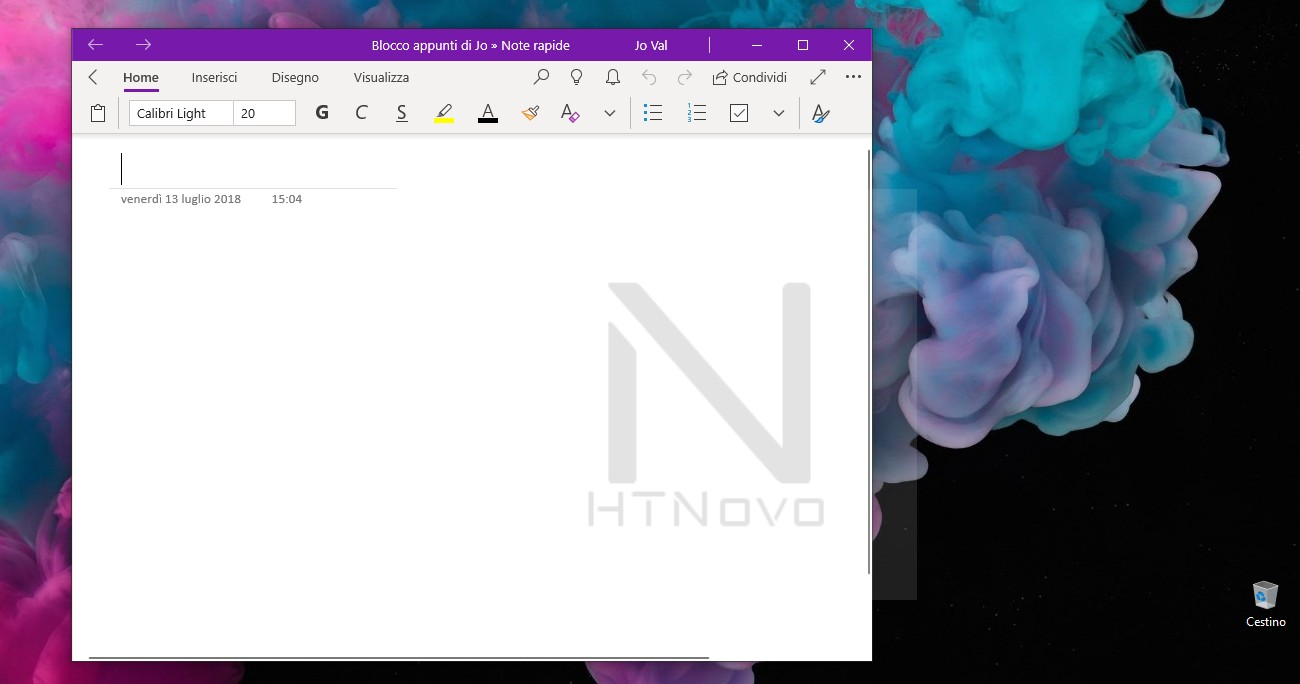 OneNote-October-2018-Update