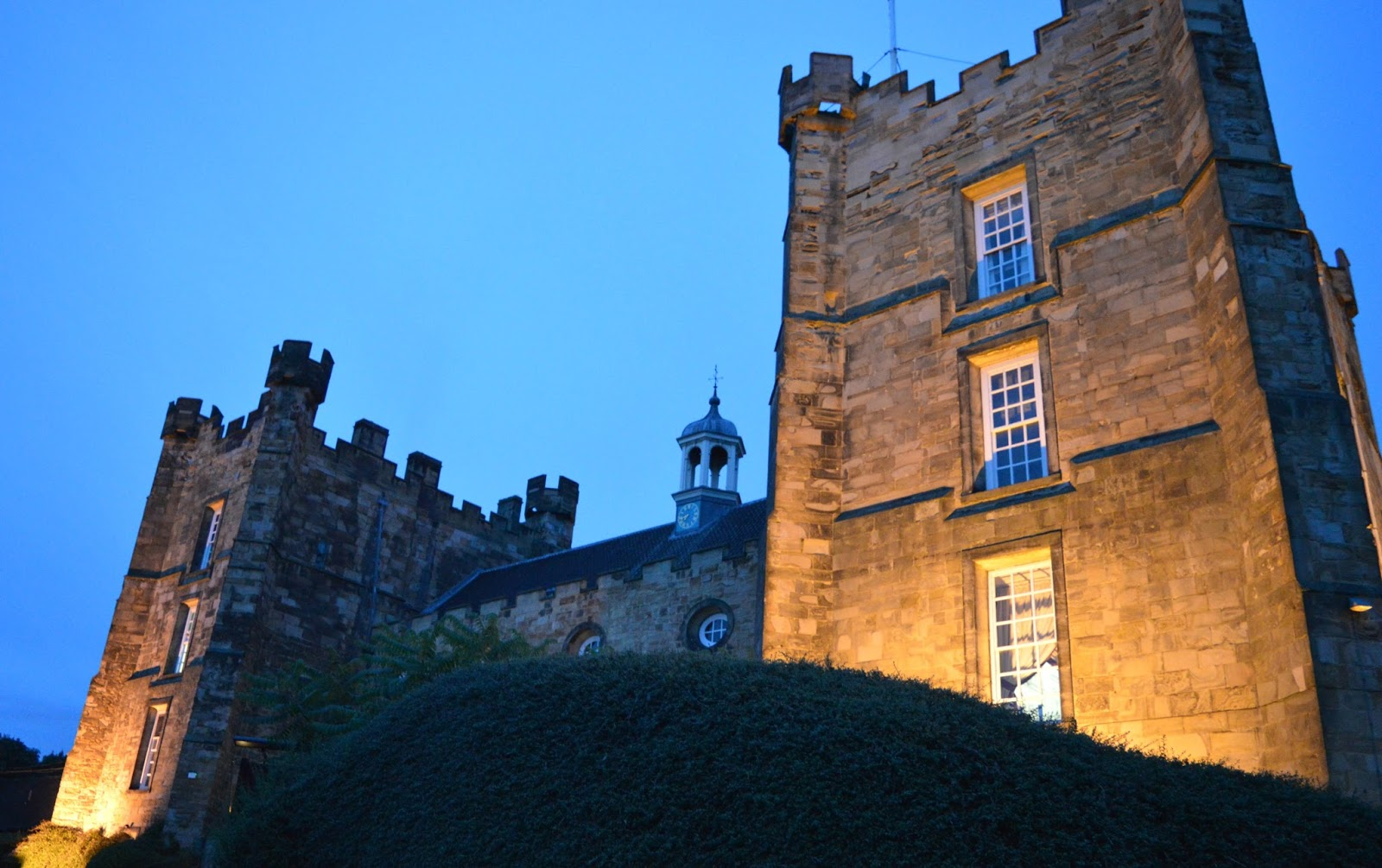 The Best Halloween Events for Adults in the North East - Lumley Castle