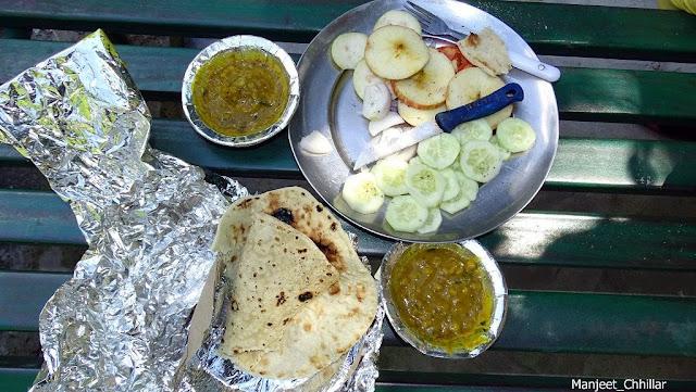 Meals at Pulna