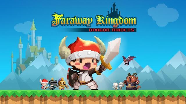 Download Faraway Kingdom Mod Apk terbaru v2.0.3 (Mega Mod)