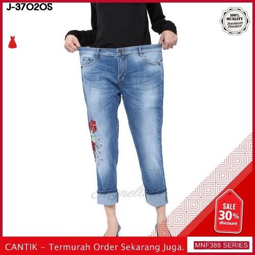 MNF388J91 Jeans 370205 Wanita Panjang Boyfriend Jeans Celana 2019 BMGShop