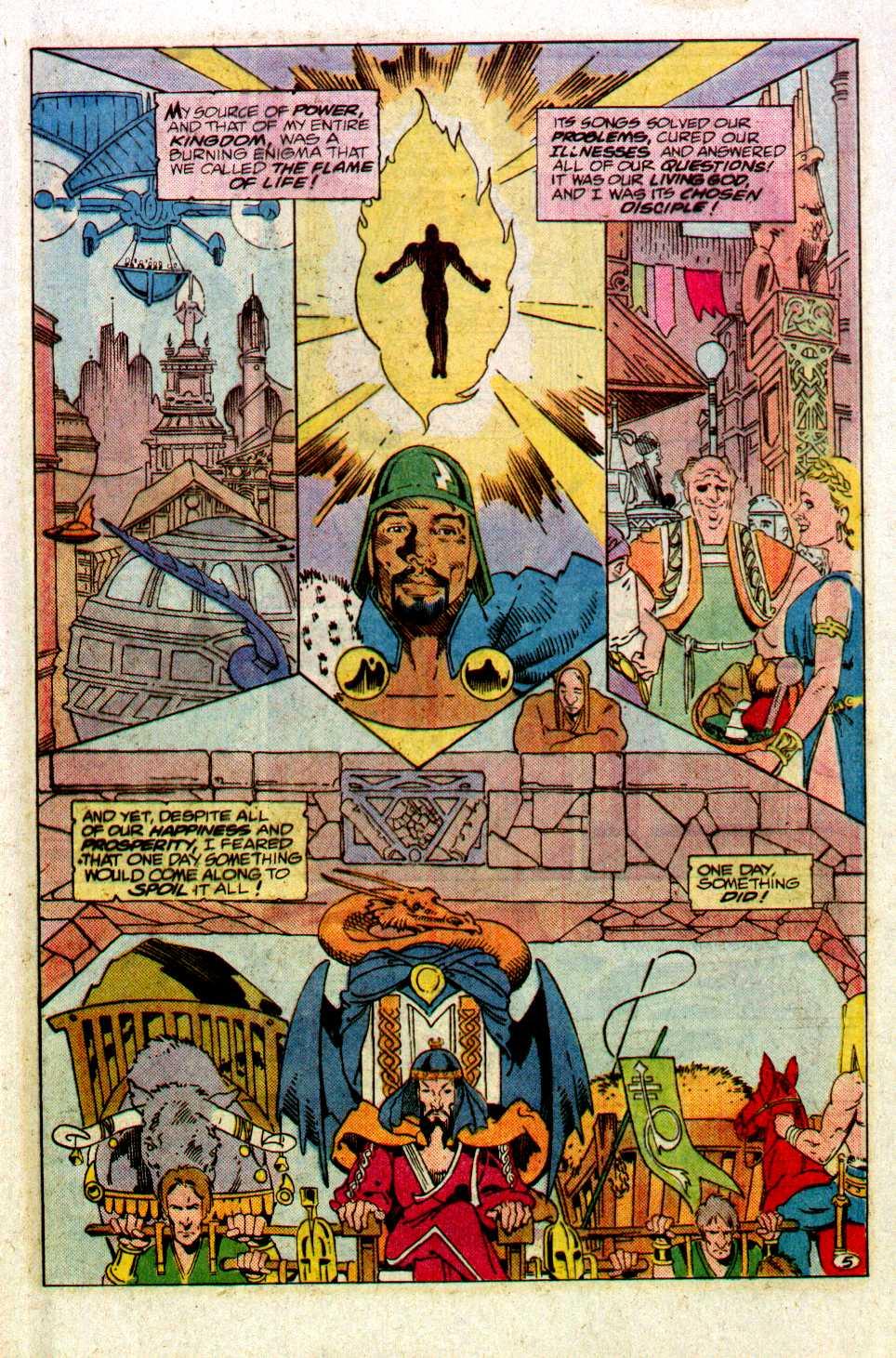 Read online Secret Origins (1986) comic -  Issue #27 - 6