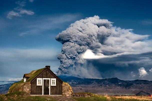 Erupções do Eyjafjallajökull em 2010