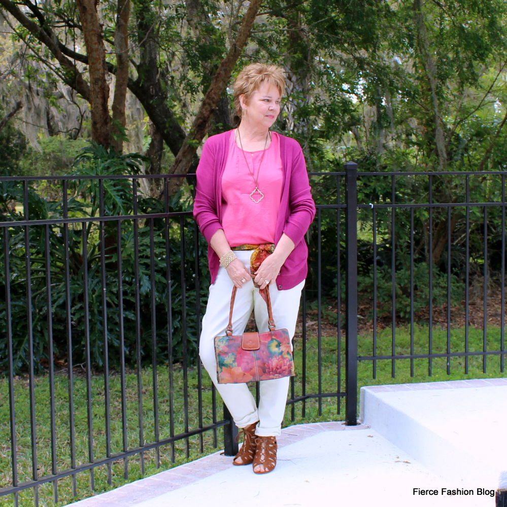 Blush Blouse Zip Skinnies 2
