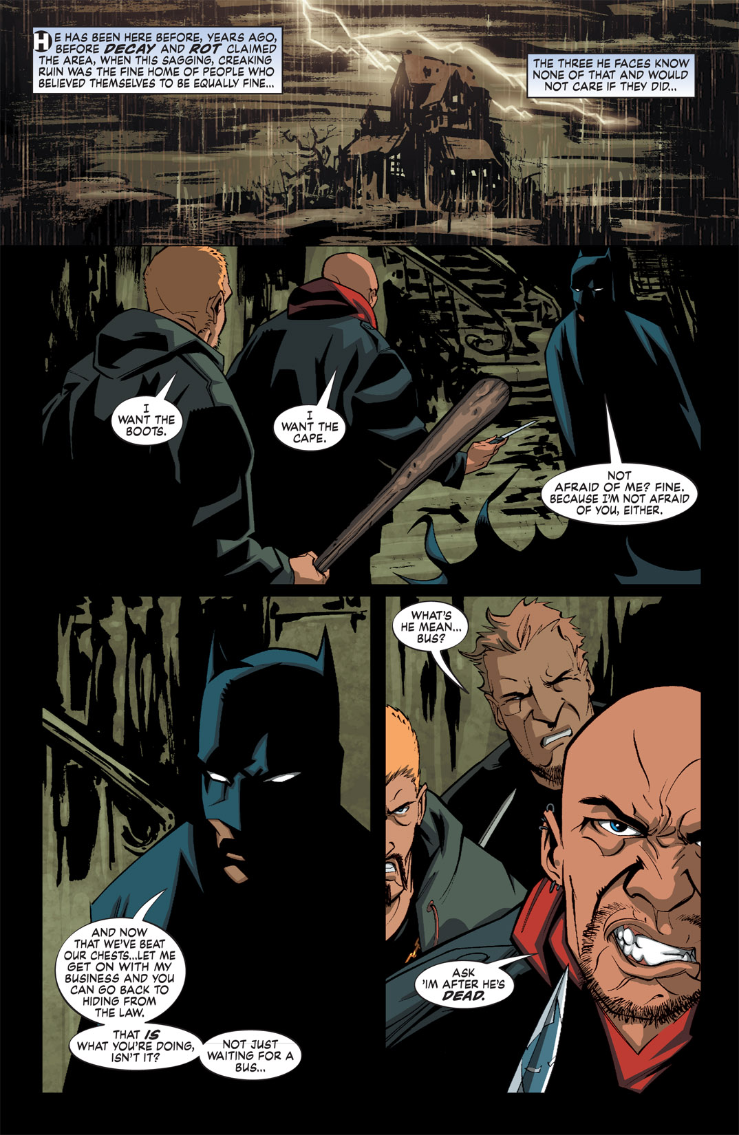 Detective Comics (1937) 866 Page 3