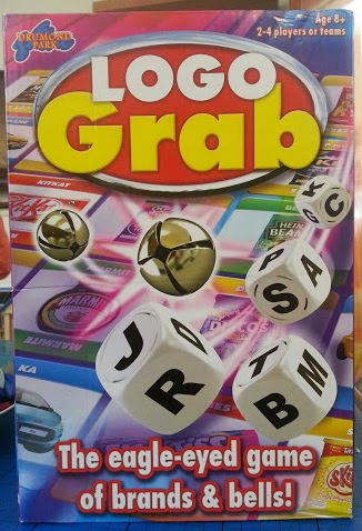LOGO Grab game from Drummond Park review and giveaway
