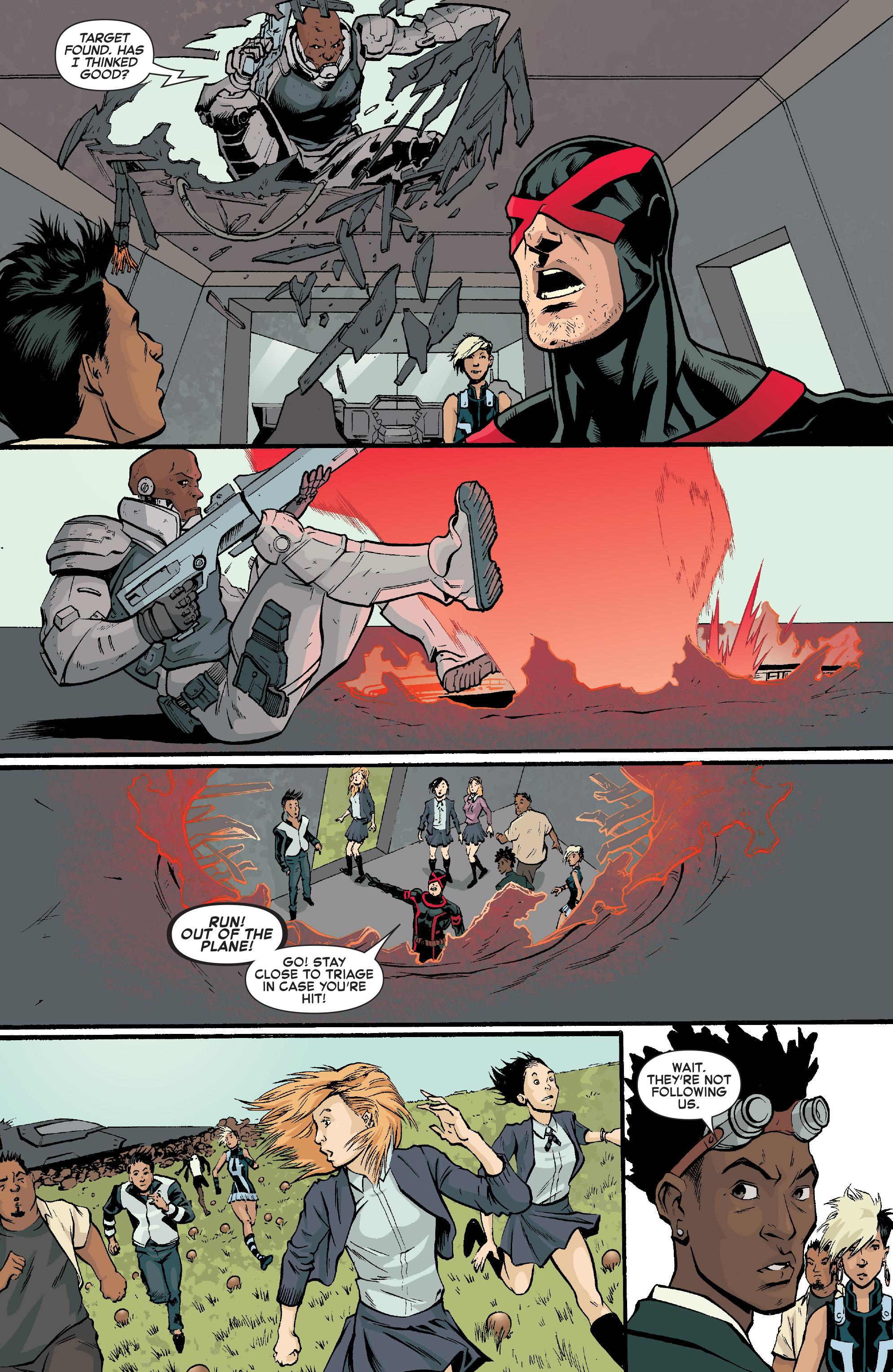 Read online Uncanny X-Men (2013) comic -  Issue # _Special 1 - 14