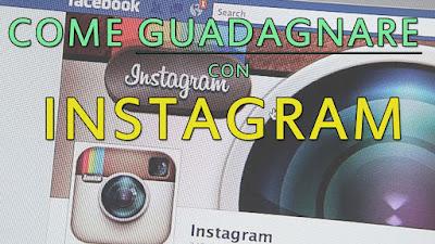 Fare soldi con Instagram: Guadagno e opportunità