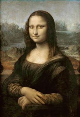 Mona Lisa (la Joconde) - Léonard de Vinci
