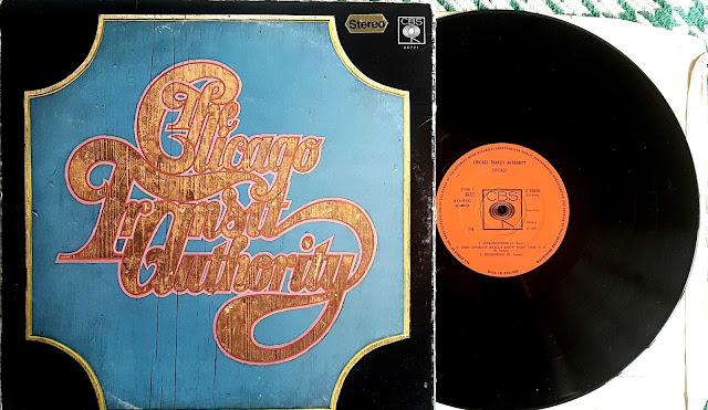 Chicago Transit Authority Vinyl 1969