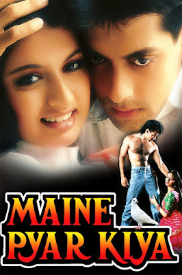 Maine Pyar Kiya (1989) Hindi 480p BRRip DD 2.0 Audio – 750MB
