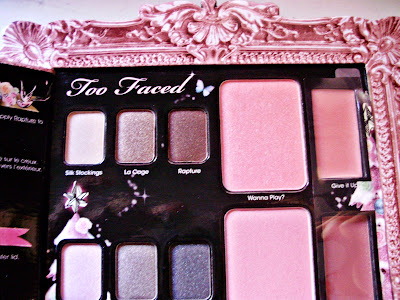 In your dreams too faced