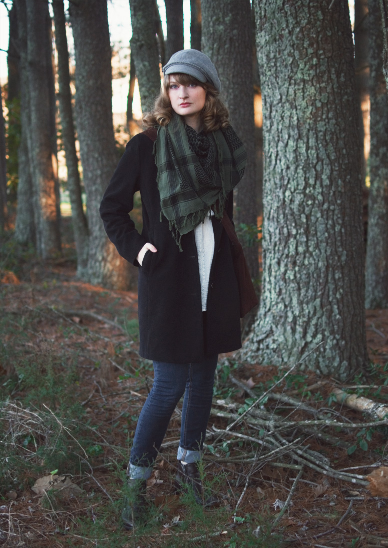 The Flying Clubhouse: Pine Grove | winter outfit