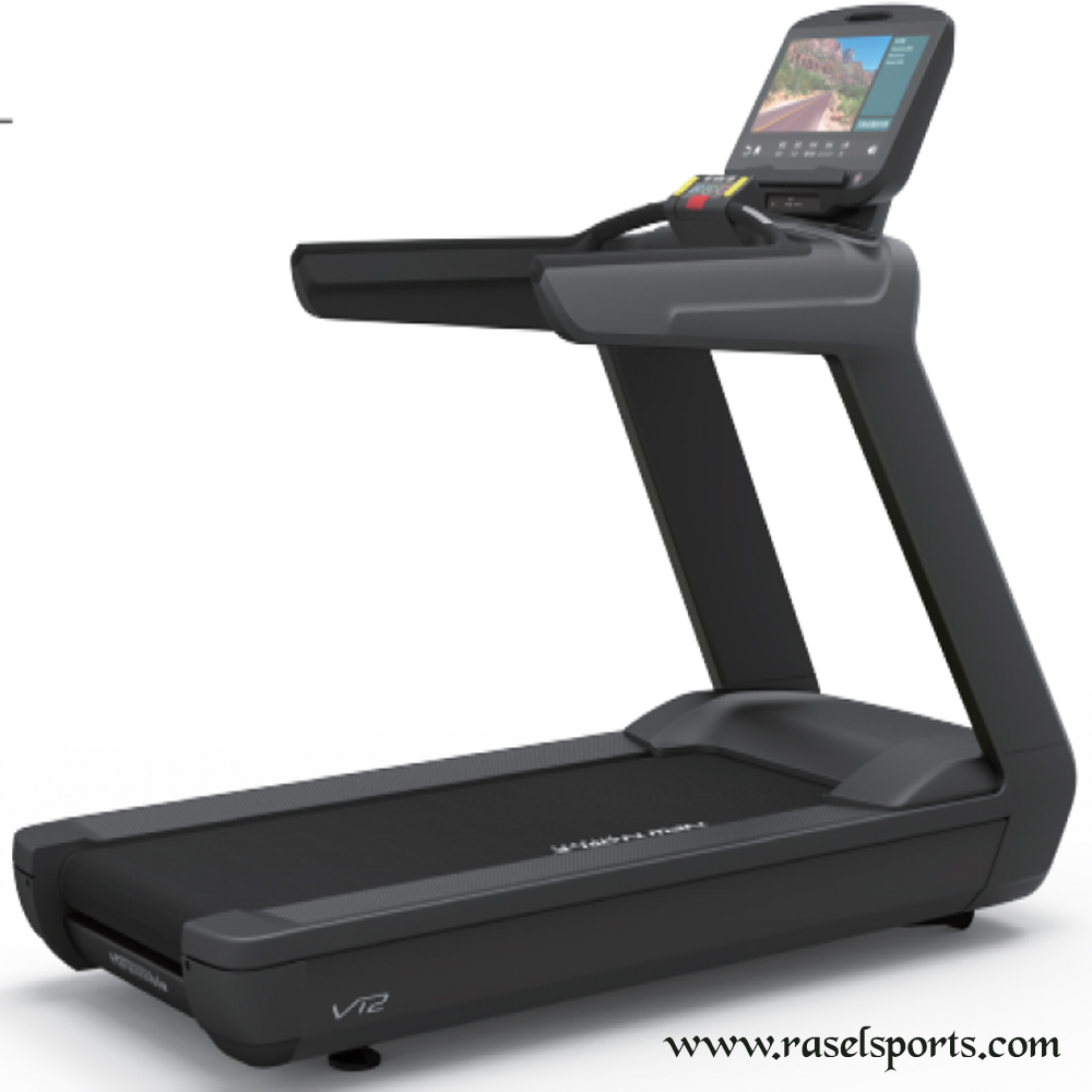 New Noble XG-V12T - Commercial Treadmill - 7.0HP - Black