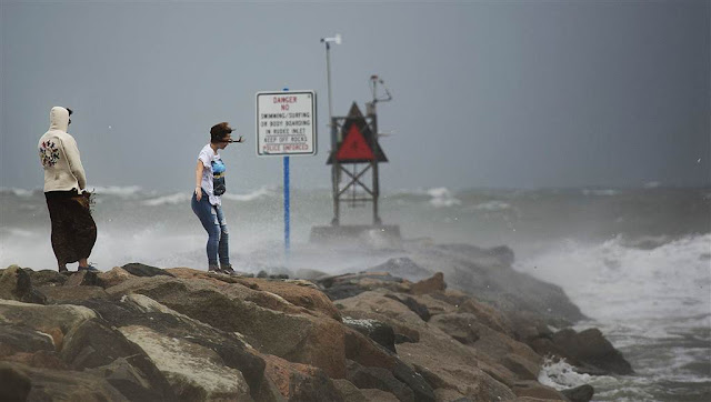 Ураган «Ерміна»