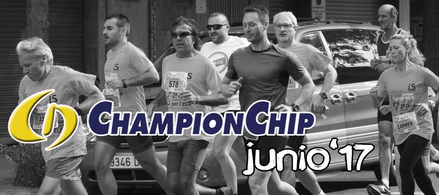 Lliga Championchip - Junio 2017