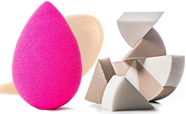 Resultado de imagem para esponjas para maquiagem