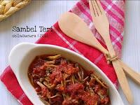 Resep Sambel Teri By Dellasuzura