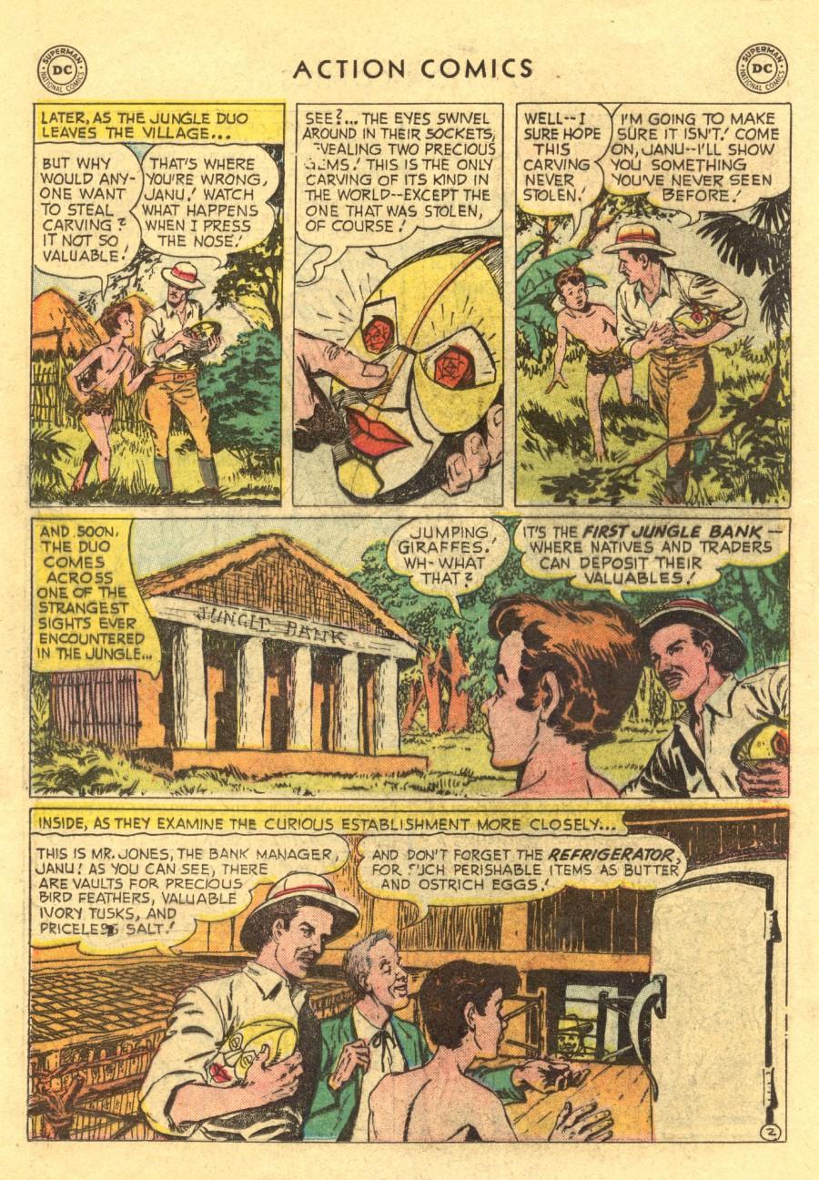 Action Comics (1938) 211 Page 17