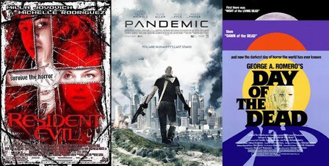 rekomendasi film zombie terbaru 2017