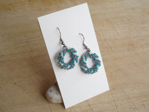 Combining Display Earring Cards With Business