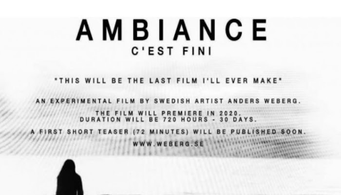 Ambiance - 7 Hour 20 Minute Trailer Speed Up