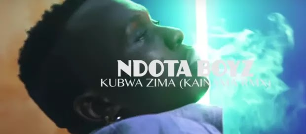 Download Video | Chatumandota x NdotaBoyz - Kubwa Zima (Kainama Remix)