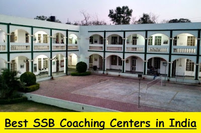 Top 10 best SSB Coaching Centers in India