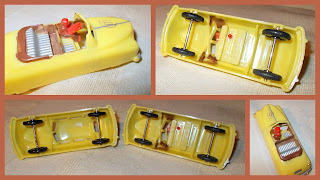 1950's Dime Store Toy; American 1950's Cars; American Cars; Dime Store Cars; Dime Store Toy; Dime Store Vehicles; Dimestore Coupe; Open-topped Tourer; Plastic Toys; Renwal Company; Renwal Dime Store Toy; Renwal Plastics; Small Scale World; smallscaleworld.blogspot.com; Vintage Plastic Dimestore; Vintage Plastic Toy Cars; Vintage Toy Vehicles;