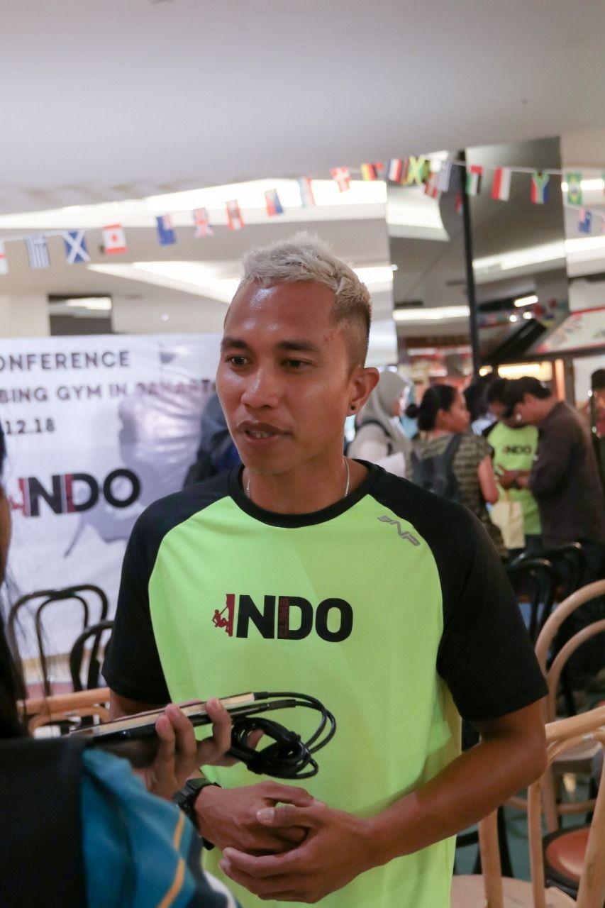 Indoclimb Indoor Climbing Gym Pertama Di Jakarta