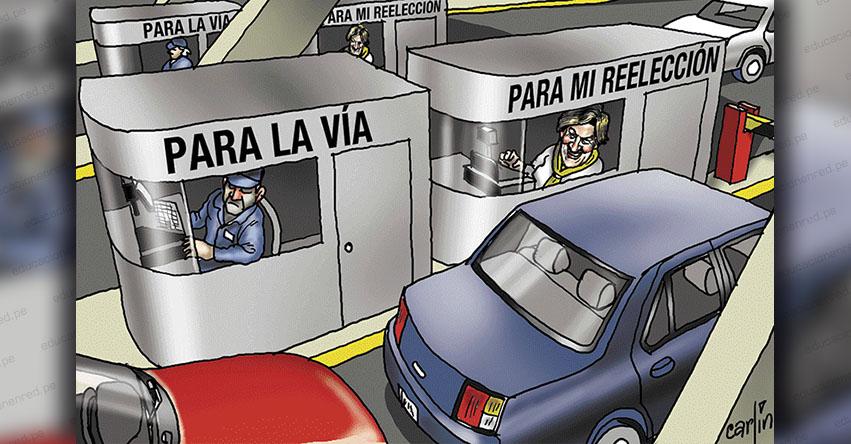 Carlincaturas Lunes 20 Mayo 2019 - La República