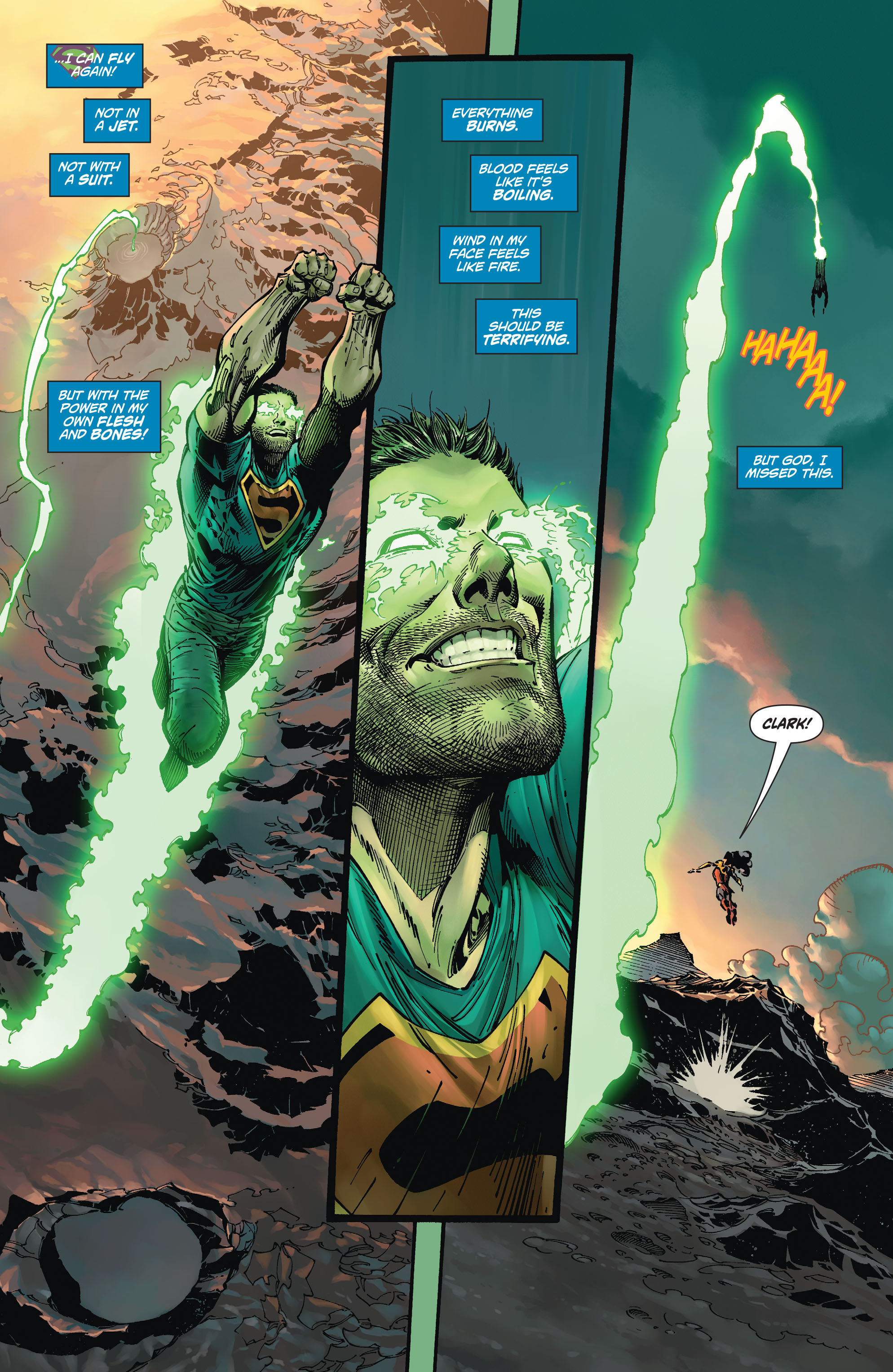 Read online Action Comics (2011) comic -  Issue #49 - 10