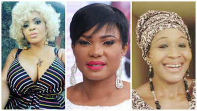 Cossy says she Put up nollywood actress Iyabo Ojo up with the man that changed her life